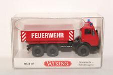 WIKING 062403 - 1:87 - Feuerwehr - Schuttwagen (MB) - NEU in OVP