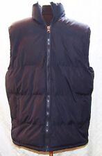 Advance Sport XL Navy Blue Puffy Puffer Vest Mens