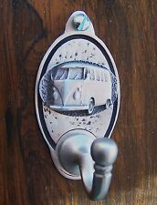 VW Camper Key Hook (EXCLUSIVE DESIGN)  FREE UK POST V DUB Air Cooled