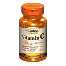 Sundown Naturals Vitamin C 500 mg  Time Release 90 Capsules