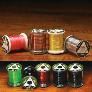 Hareline Vinyl Rib - All Colors/Sizes