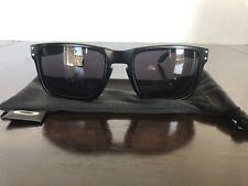 Oakley Holbrook Matte Black/Warm Gray Men's Sunglasses
