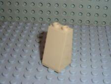 LEGO TAN slope brick ref 3684 / set 7413 5988 4729 8671 7297 7477 7298 ...