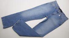 """Calvin Klein Women's Size 8 Denim Blue Jeans w/ Stretch 30"""" Inseam Boot Cut J347"""