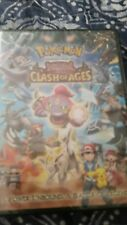 Pokemon Movie : Hoopa & The Clash Of Ages DVD