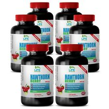 Hawthorn Berries Extract - Hawthorn Extract 665mg - Higher Level Of Energy 6B