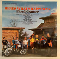 Floyd Cramer - Here's What's Happening! (RCA LSP-3746)1967 RCA Victor Louie Loui