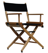 Filmcraft Studio Gear Pro Series Short Directors Chair CH19530 Director's Chair