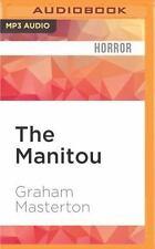 The Manitou by Graham Masterton (2016, MP3 CD, Unabridged)