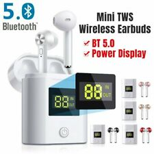Wireless Bluetooth 5 Headphones for Earpods Apple iPhone Android Stereo Handfree