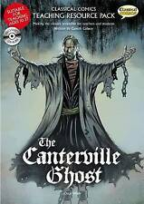 The Canterville Ghost Teaching Resource Pack by Gareth Calway (Mixed media...