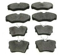 Front And Rear Brake Pads For Renault Trafic 2000 To 2014 1.9 2.0 2.5 Diesel UK