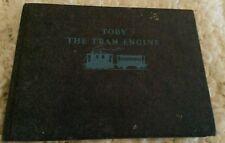 Toby The Tram Engine by Rev W Awdry 1961 hb