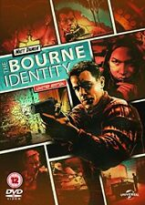 Reel Heroes: Bourne Identity [DVD] Good PAL Region 2