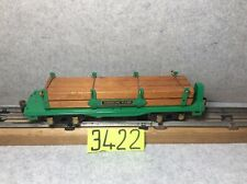 Prewar American Flyer O Gauge #3046 Lumber car w/ Original Wood