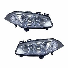 2X Pair Headlights Renault Megane 2002-2005