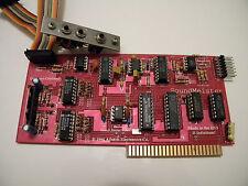 Rare Apple IIgs SoundMeister Stereo Digitizer Sound Card like sonic blaster