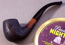 HORIZON'S NEW RIGOLETTO  ITALIAN BRIAR PIPE- OLD SCHOOL TRADITIONAL BENT