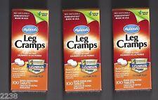 300 Hyland's Leg Cramps Tablets 100% Natural - Sealed!