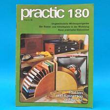 DDR practic 1/1980 Spielwand Vogel-Marionette Mini-Pucki Suralin Wintersport S