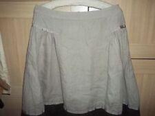 Knee Length Linen NEXT Flippy, Full Skirts for Women