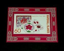MARSHALL ISLANDS, 1999, NEW YEARS ISSUE, SOUVENIR SHEET, MH, NICE! LQQK!