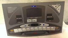 Reebok Treadmill Console   Loc 9B