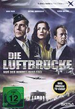 DVD - Die Luftbrücke - Nur der Himmel war frei - Heino Ferch & Ulrich Noethen