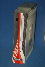 Xbox 360 fat Video Game System Working Console only White 60gb hdd Forza Skin