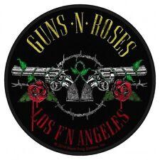Guns N 'Roses-PATCH RICAMATE Los F' n Angeles 9x9cm