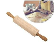 Pastry Cake Baking Toll Stick Kitchen Wooden Dough Roller Rolling Pin NEW - CB