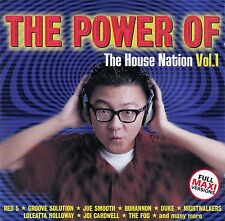 THE POWER OF THE HOUSE NATION VOL. 1 / 2 CD-SET - NEUWERTIG