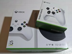 NEW Unopened Microsoft Xbox Series S 512GB Video Game Console - White