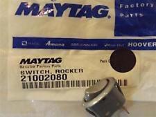 WHIRLPOOL MAYTAG 21001080 Washer/Dryer Rocker Switch