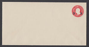 Canal Zone, Sc U15 mint entire. 1934 3c surcharge on 2c Goethals envelope