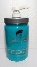 JOHNNY B GEL MODE 32 OZ WITH PUMP STYLING GEL  907 GR  MADE IN USA