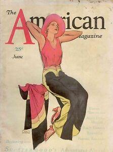 The American - June 1930