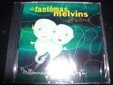 The Fantomas /  The Melvins Millennium Monsterwork CD - New