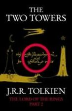 TWO TOWERS / J R R TOLKIEN 9780261103580 LORD OF THE RINGS PART 2