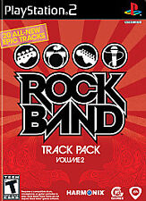 Rock Band Track Pack Vol. 2 (Sony PlayStation 2, 2008)