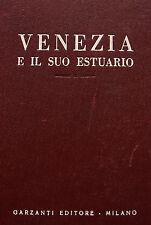 """VENEZIA E DINTORNI GUIDA """"EDITARS"""" CON CARTE TAVOLE ILLUSTRAZIONI"""