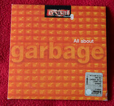 Garbage – All About Garbage ITALIAN only promo CD Shirley sexy Manson TRIBE