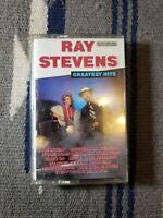 RAY STEVENS (Greatest Hits) Cassette Tape W6