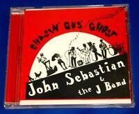 Chasin' Gus' Ghost, John Sebastian & the J Band, Music CD 1999 Hollywood Records