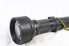 Nikon Ai Nikkor 600mm f/5.6 ED Supertelphoto Lens