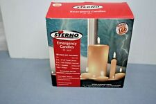 Sterno Emergency Candles 20-pack
