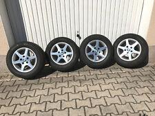 BMW 15 Zoll Alu E36 E39 Alufelgen Sommerreifen 225/60 R15 3er 5er KBA42572