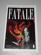 FATALE #24 IMAGE COMICS NM (9.4)