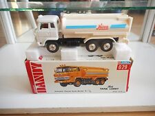 "Tomica Dandy Hino Tank Lorry ""Hino"" in White on 1:70 in Box"