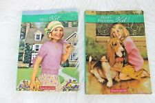 American Girl Kit Book Lot Meet and Happy Birthday Set of 2 Paperback